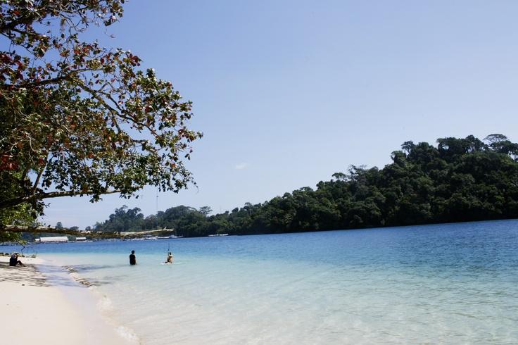 Sempu Beach, Malang-Indonesia