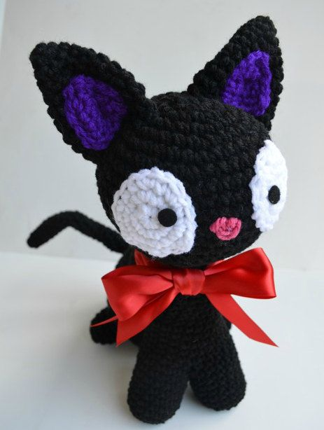 Jiji Amigurumi Free Pattern : 17 Best images about creative crafts on Pinterest Free ...