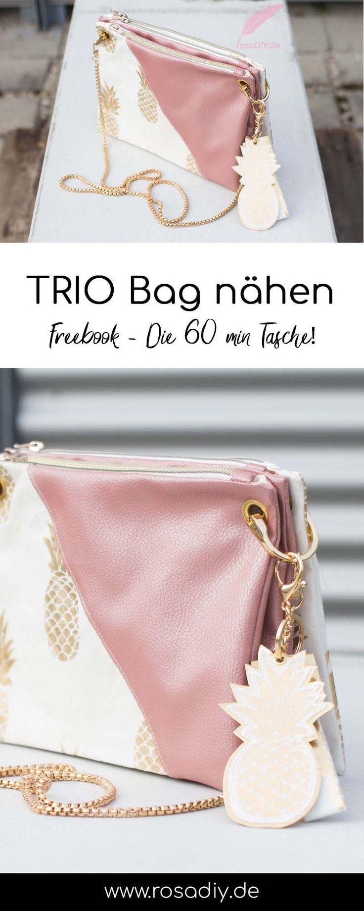 Das DIY zur TRIO Bag findet ihr auf meinem Blog!