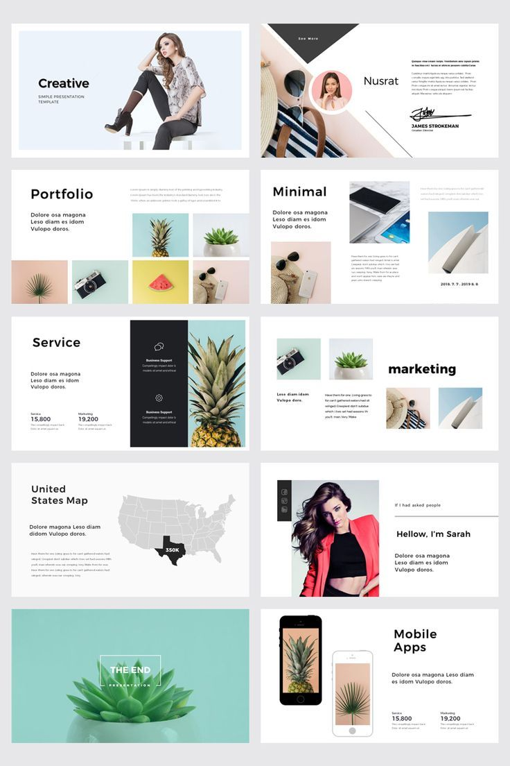 Be Creative Powerpoint Template 78051 Templatemonster Creative Powerpoint Templates Creative Powerpoint Powerpoint Template Free