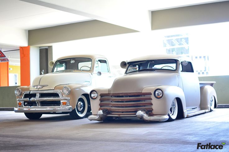 :)I love the custom work on the bumpers and grill...check the dodge style grill on the left.  sweet work