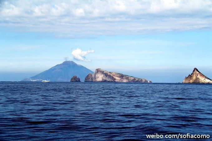 isole Eolie(The Aeolian Islands), Italy