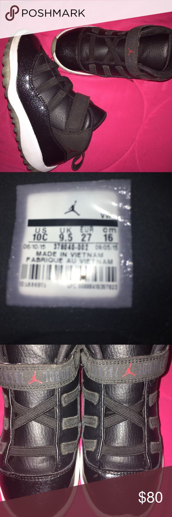 Kids Jordan shoes Kids Jordan shoes size 10c Jordan Shoes Sneakers