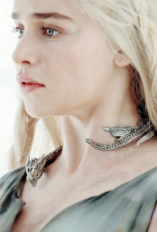 "stormbornvalkyrie: "" ♕ Daenerys Targaryen in Game of Thrones Season 6 """