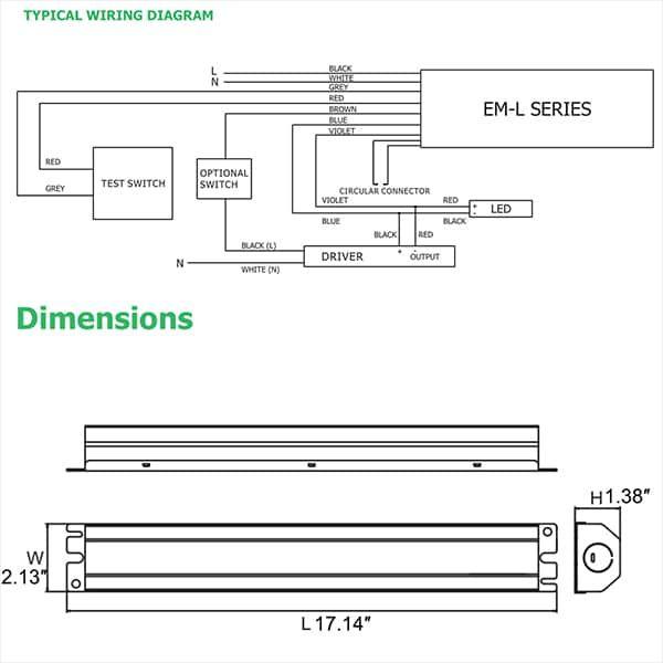 Led Panel Wiring Diagram - Schematics Online on