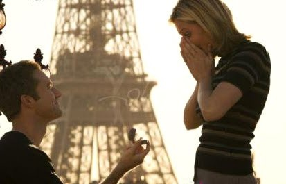 Eiffel Tower Forever: Romantic Eiffel Tower pictures