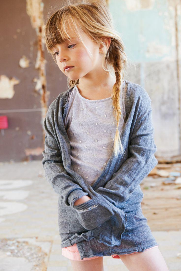 3POMMES SS14  http://www.offemily.com/ Fashion girl #kidswear