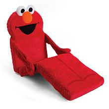 Marhsmallow - 3 in 1 Elmo Chair, Lounger, Nap Map
