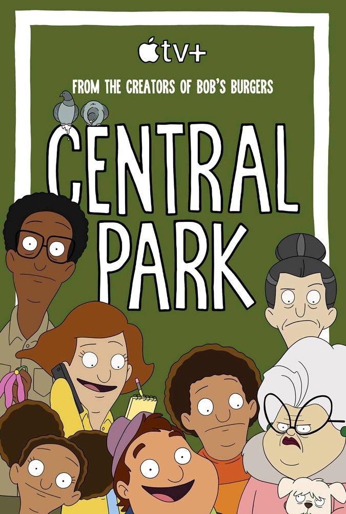 انمي Central Park الموسم الاول الحلقة 8 الثامنة مترجمة Central Park Tv Series To Watch Park