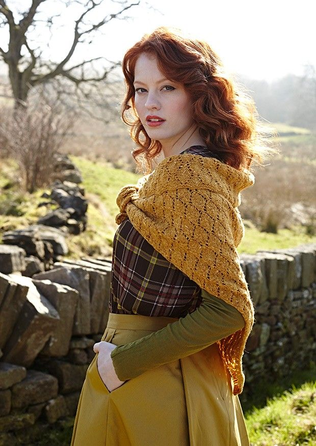 Plaid and sweaters? Yes please! And if you can wander around the Irish country side, all the better!