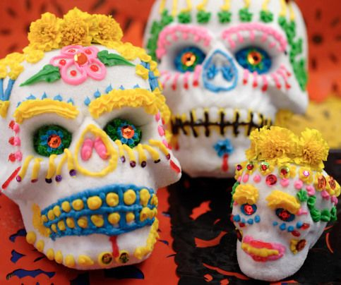 25+ Best Ideas about Sugar Skull Crafts on Pinterest ...