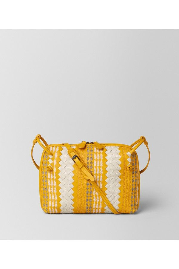 43ff5fc0ac Purchase Multicolor Intrecciato Appia Messenger featured by Bottega Veneta  in sunset mist or monalisa atlantic. - Scroll down your favorite shopping  street.