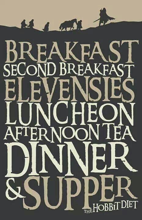 The proper diet :)