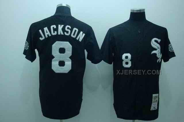http://www.xjersey.com/white-sox-8-jackson-black-jerseys.html Only$34.00 WHITE SOX 8 JACKSON BLACK JERSEYS #Free #Shipping!