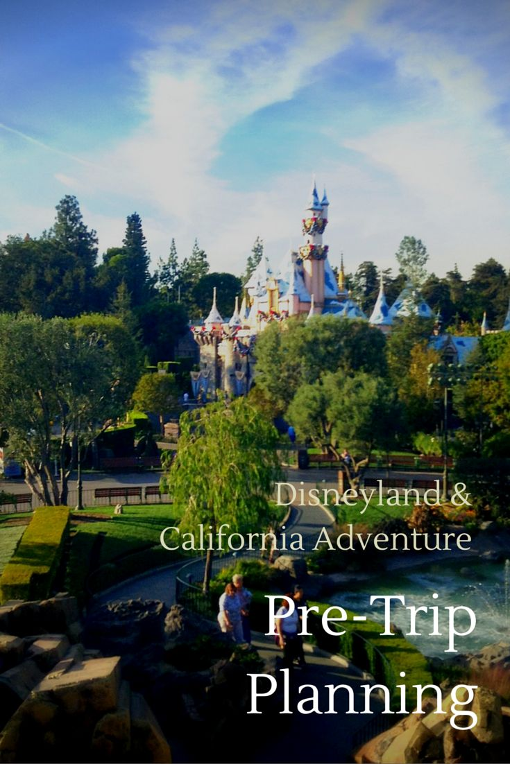 Before you head out to Disneyland or California Adventure, read our pre-trip planning tips to make the most of your day!