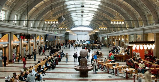 1.25.16 -Swedish police warn Stockholm's main train station is now overrun by migrant teen gangs 'stealing and groping girls'