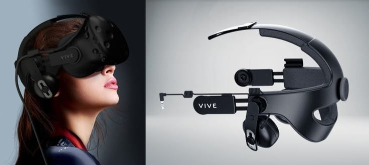 Vive's Deluxe Audio Strap brings integrated audio, enhanced ergonomics to your VR experience | TechCrunch