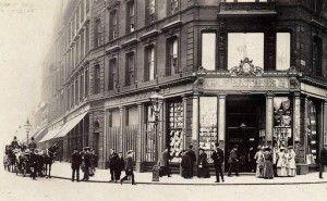 Coles Corner 1905