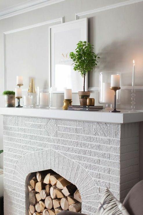 The Every Girl - living rooms - Farrow and Ball - Cornforth White - Sarah + Bendrix Non Je Ne Regrette Rien - Large - WHITE, Crate & Barrel ...