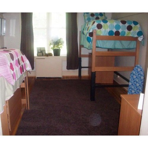 Customize Your Dorm Room At Montevallo With A Bed Loft, Bed Rail, Rug, And  Safe. Part 61