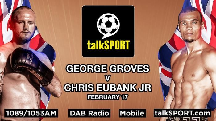 George Groves v Chris Eubank Jr: Tale of the tape | Bible Of Sport