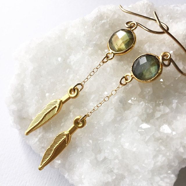 """Natasha Gill left this photo on her review of the white quartz cluster she purchased to use as a prop in her own store! These  labradorite earrings she created are stunning. Other items by Natasha can be found at: https://www.etsy.com/shop/SundaraArtJewelry  Here is her review:   """"This crystal is absolutely stunning. I bought it to use for photography purposes and it looked even more beautiful than the picture. Fast shipping and excellent packaging.""""  www.akiramoonenchantments.com"""