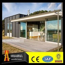 Cheap luxury modern container prefabricated houses