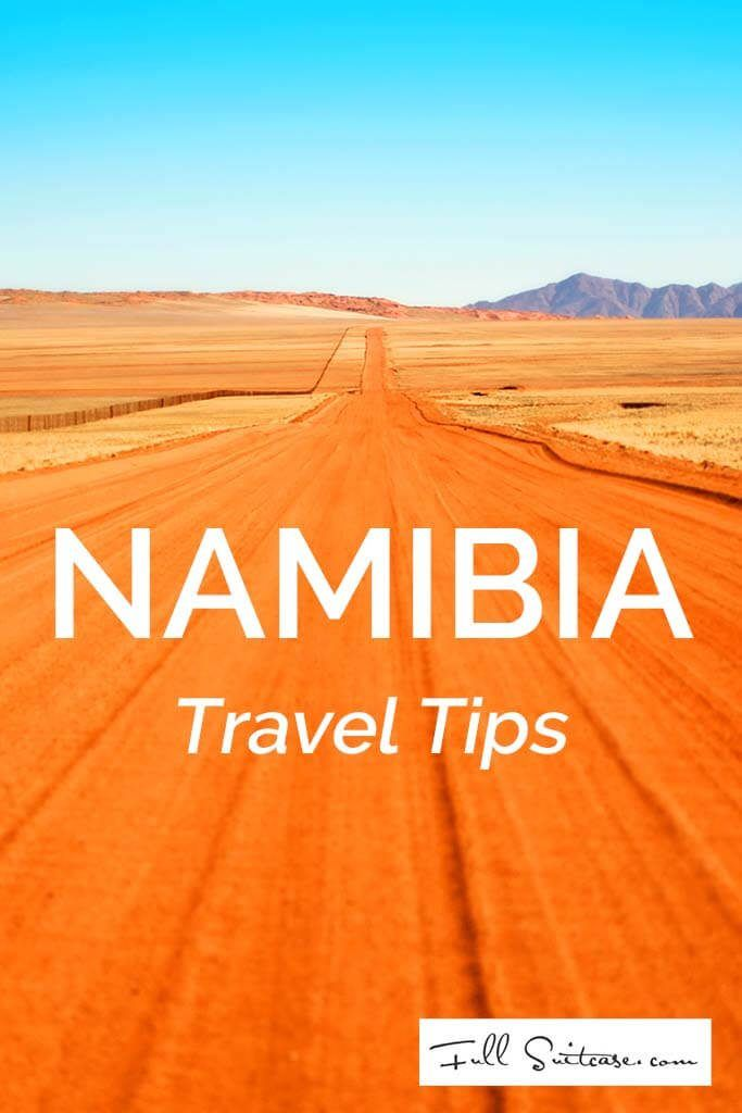 Planning a trip to Namibia? We've got the best travel tips for Namibia all in one place!