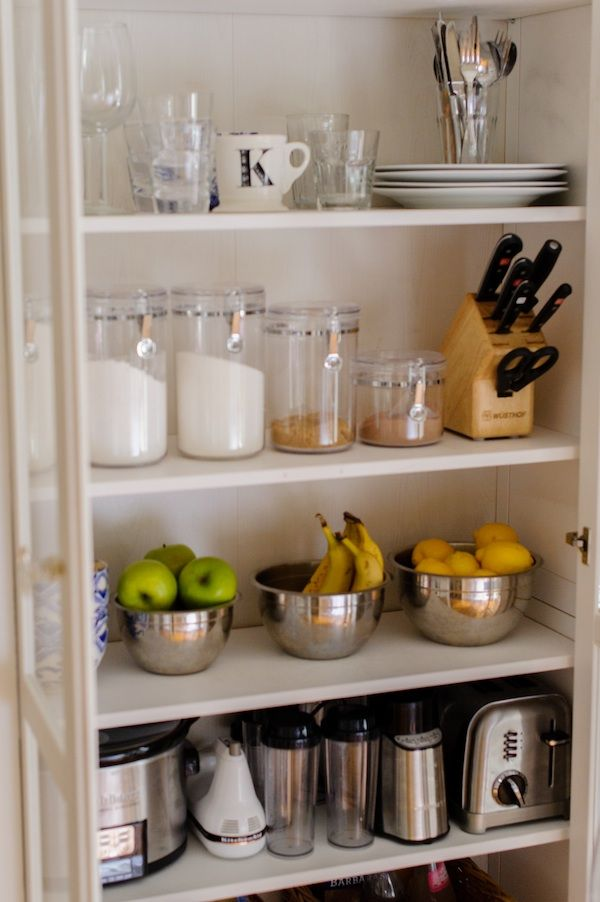 Pantry envy. // Style at Home: Kat Tanita Of With Love From Kat