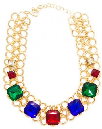 Popetto Baroque Necklace