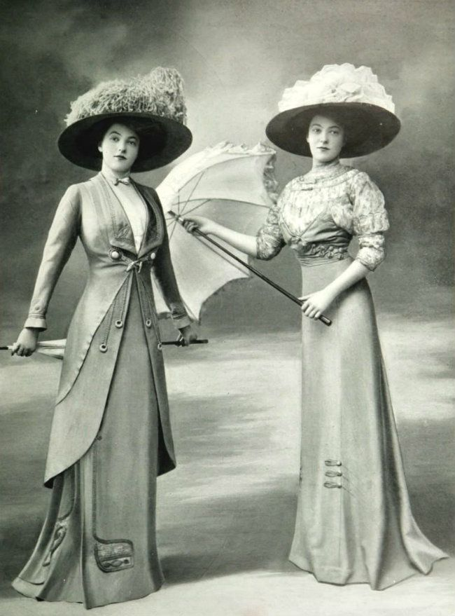 1909 Antique Historical Clothing Fashion Accessories www.rubylane.com @rubylanecom #rubylane