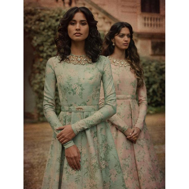 "5,389 Likes, 26 Comments - Sabyasachi Mukherjee (@sabyasachiofficial) on Instagram: """"Emily Dickinson inspires me to do dusty florals. Almost like fading chinoiserie in a forlorn…"""