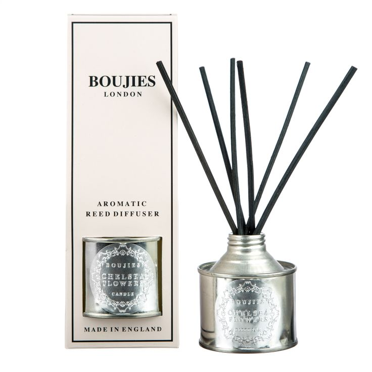 #Boujiesloves Chelsea Flowers - a delightful and invigorating floral fragrance perfect for Spring www.boujies.com