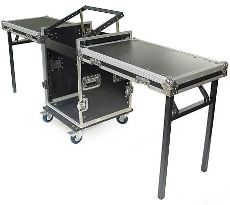 EWI CUDJ Tabletop Mixer Cases for FHO audio, video, lighting