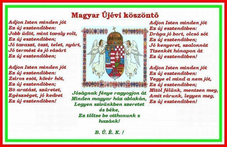 MAGYAR ÚJÉVI KÖSZÖNTŐ 2017!
