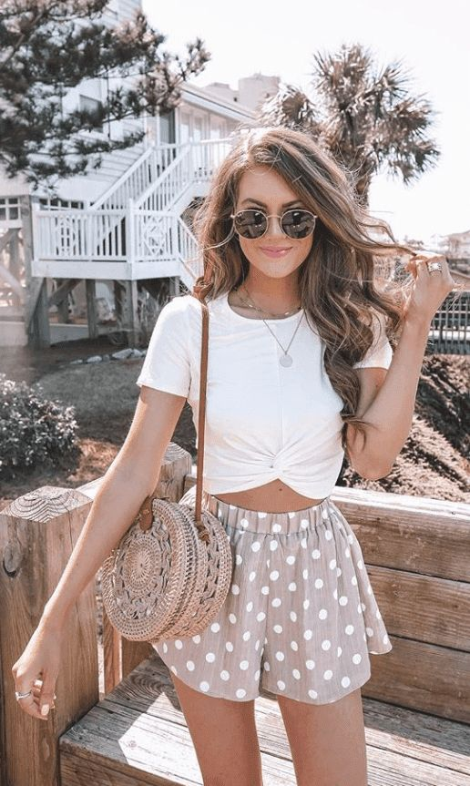 50 Popular Summer Outfits You Must Have
