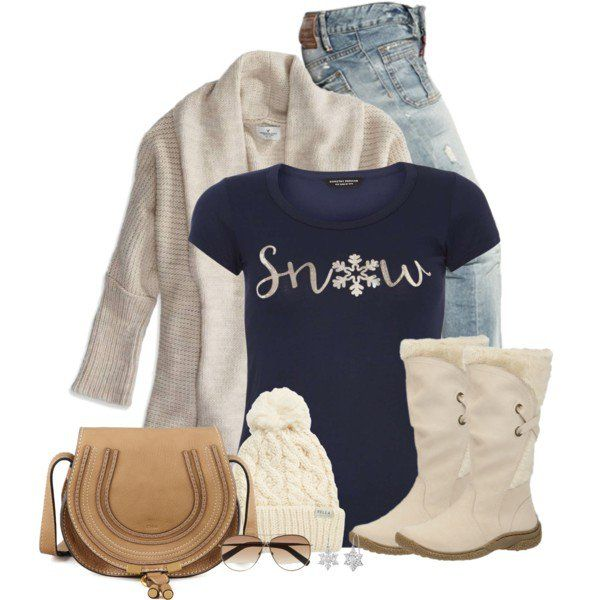 how to wear snow boots with jeans 7