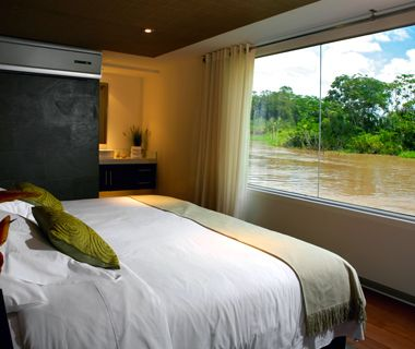 World's Most Scenic Cruises  Amazon River-Aqua Expedition cruise