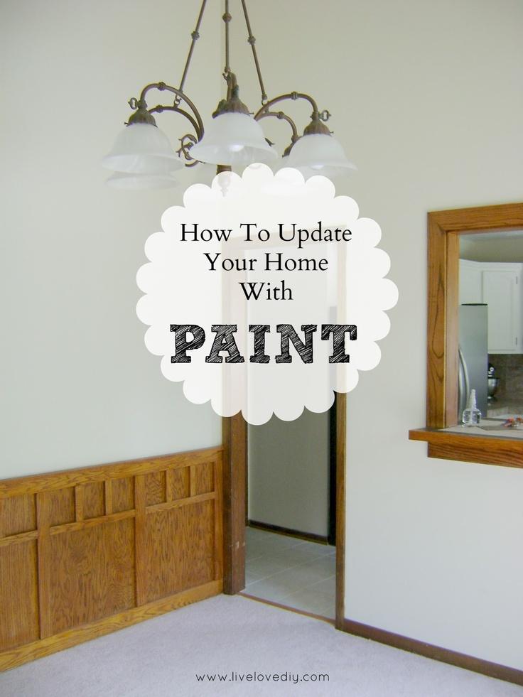 Best 25 paint trim ideas on pinterest painting trim - Best exterior paint for wood trim ...