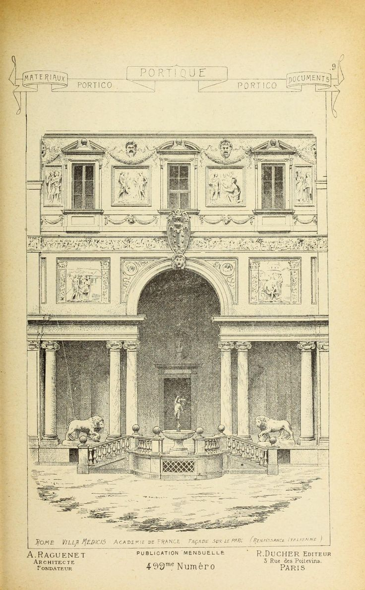 Best Architectural Drawings Of Rome Images On Pinterest