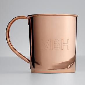 custom etched moscow mule