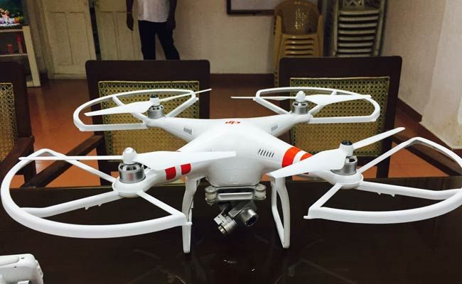 Police Seize Drone from Chinese National in Chennai, Question Him