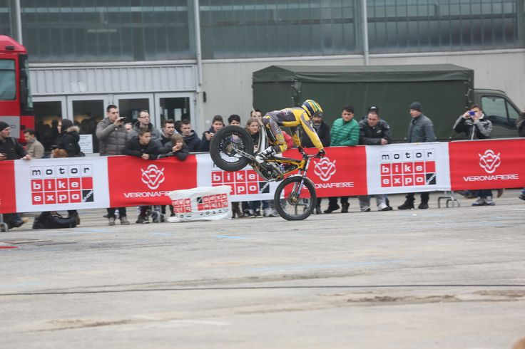 #MotorBikeExpo #Verona #Show