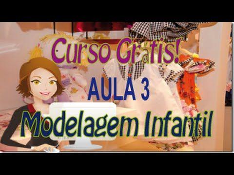 INFANTIL Aula 3 -  Calça Menino Infantil
