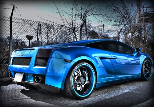 Lamborghini-Gallardo...