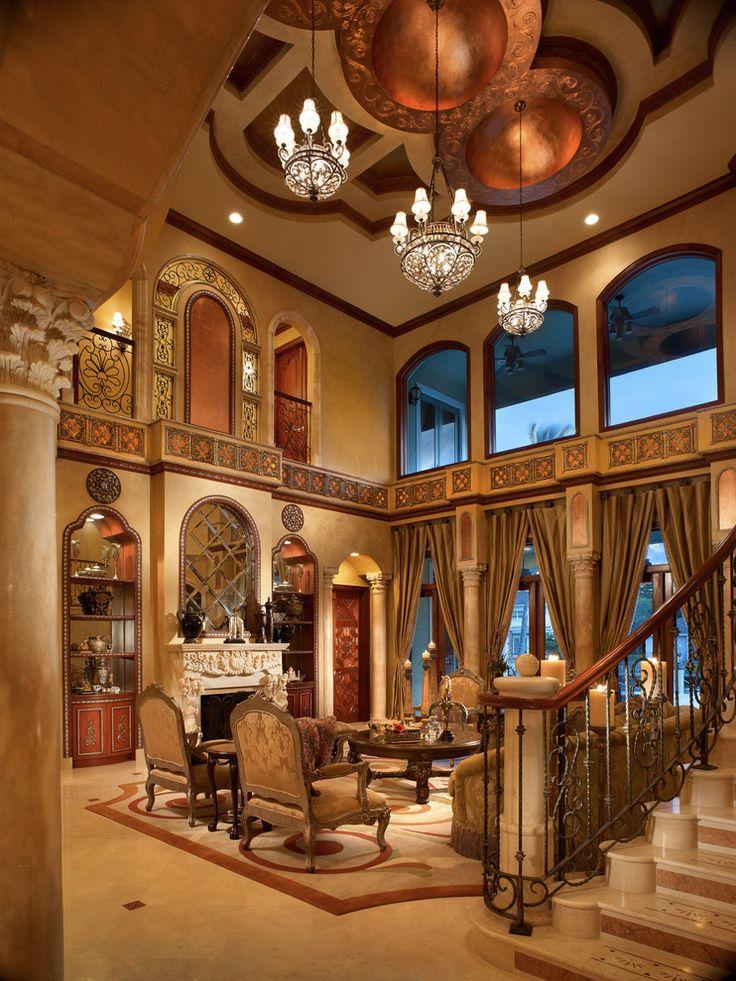 Primeiro Arco de Icaro: Ato IV - Vermelho e Dourado 3c9de0d950a3ba3a11dc5a3fa2387958--fancy-living-rooms-beautiful-living-rooms