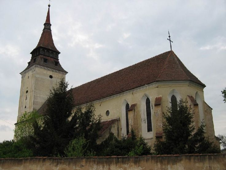 Biserica evanghelica fortificata din Feldioara