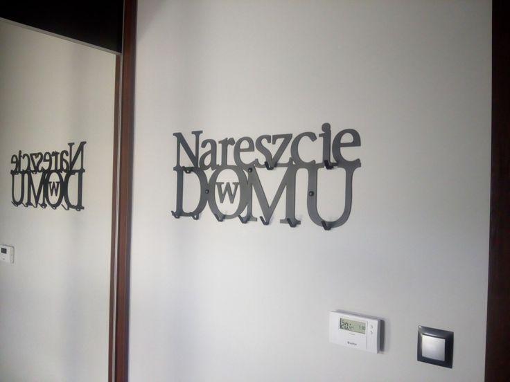 Nareszcie w domu XXL - wieszak na ubrania - art-steel.pl #wieszak #ubrania #dekoracja #dekoracje #pomysł #pomysły #prezent #prezenty #wnętrze #dom #home #ozdoba #przedpokój #inspiracje