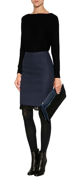 feminine and amazing. a must. corporate fashion. CORMONY.