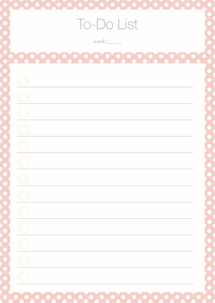Best Teacher ToDo Lists Images On   Free Printable